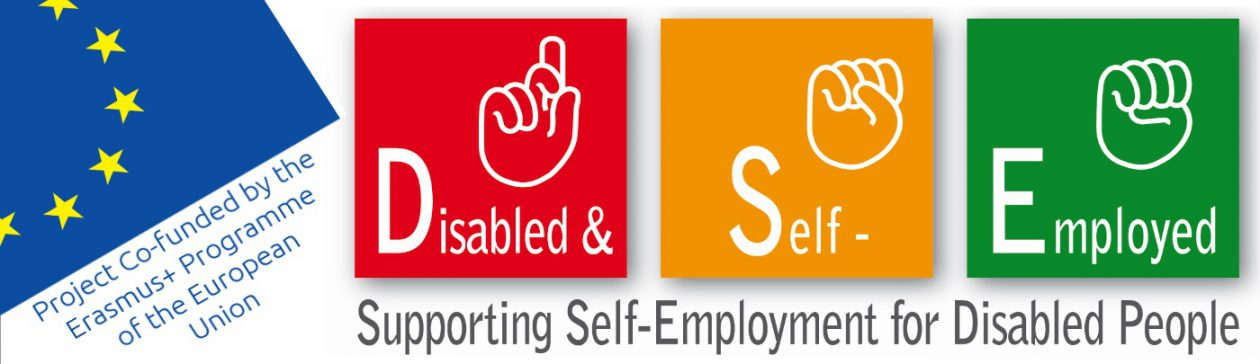 Disabled & Self-Employed